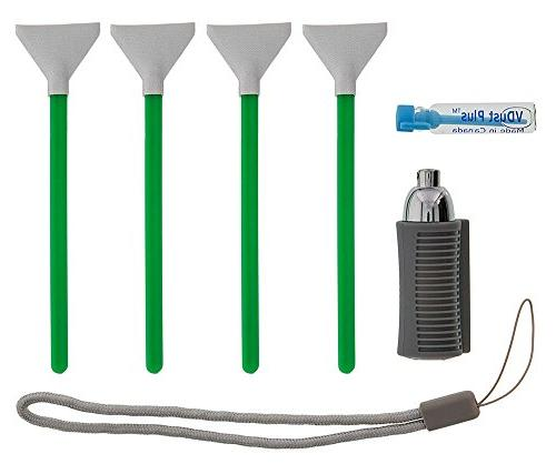 EZ SwabLight Kit Vdust Plus Green Vswabs 1.0x - VD14856533