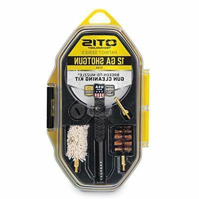 Otis FG-701-12 Patriot Series Shotgun Cleaning Kit 12 Gauge