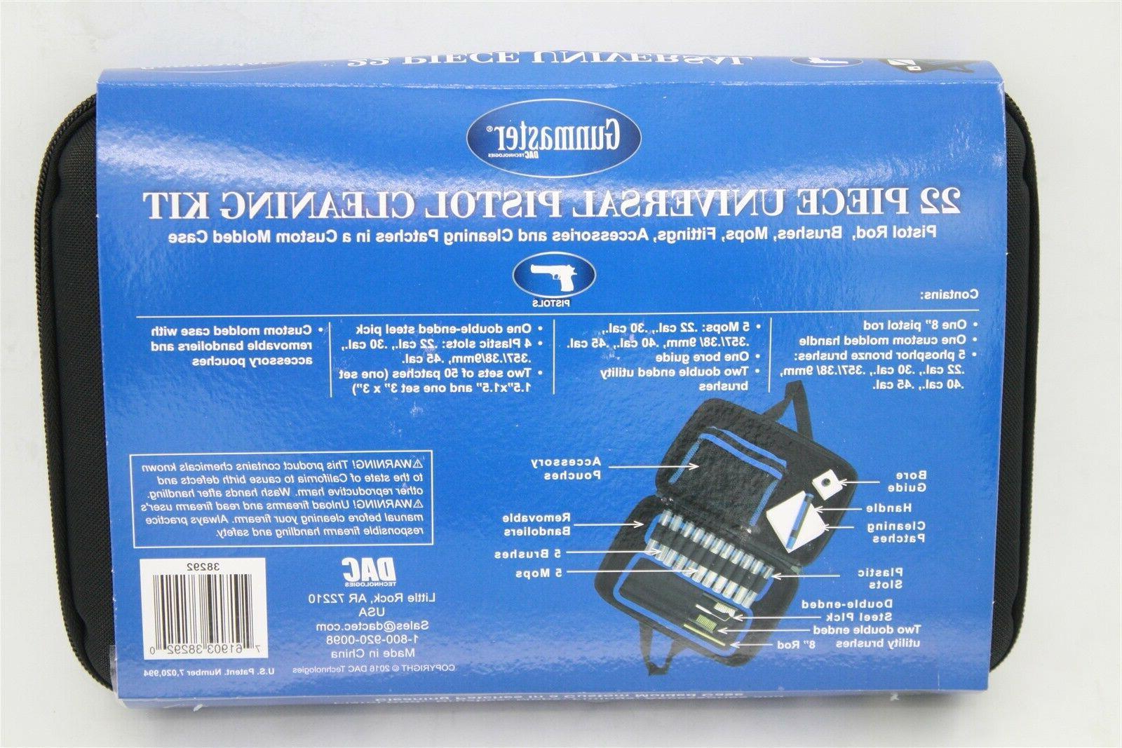 Gunmaster Pistol Universal 22 Soft Sided