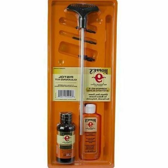 hoppe s pistol cleaning kit universal pcobg