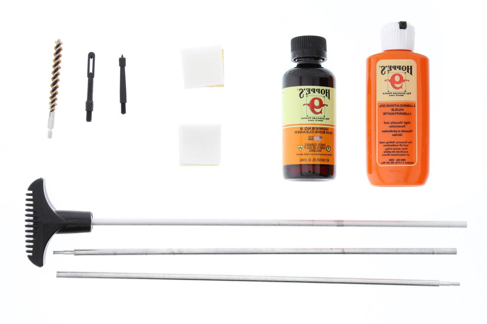 Hoppes Cleaning & Rod Patches Kit