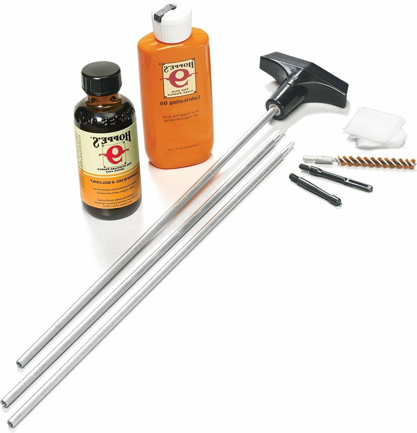 hoppes 22 223 rifle cleaning and lubrication