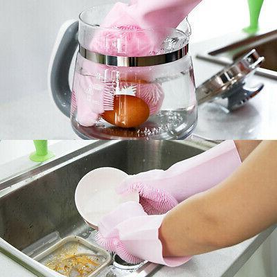 Kitchen Household Dusting Scrub Kit