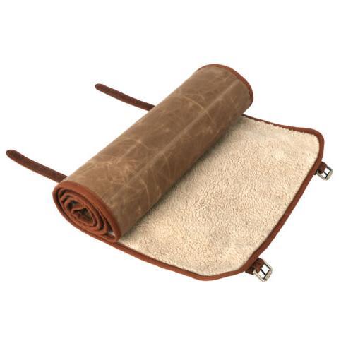 Tourbon Gun Cleaning Mat Supplies Leather