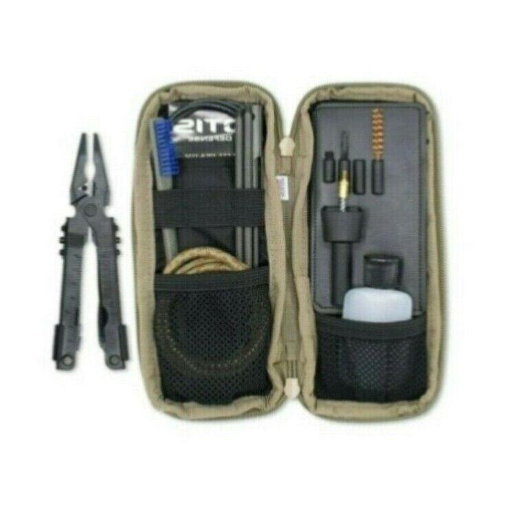new weapon cleaning kit coyote pouch i