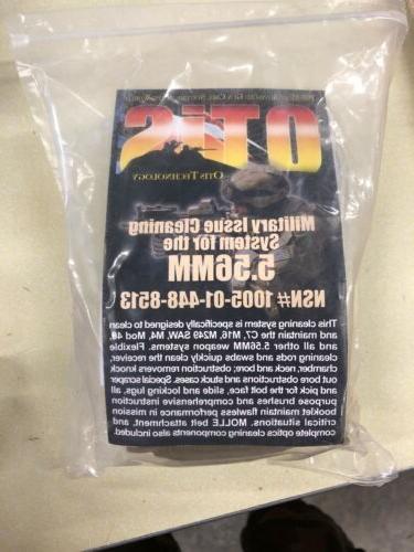 otis 5 56mm soft pack gun cleaning