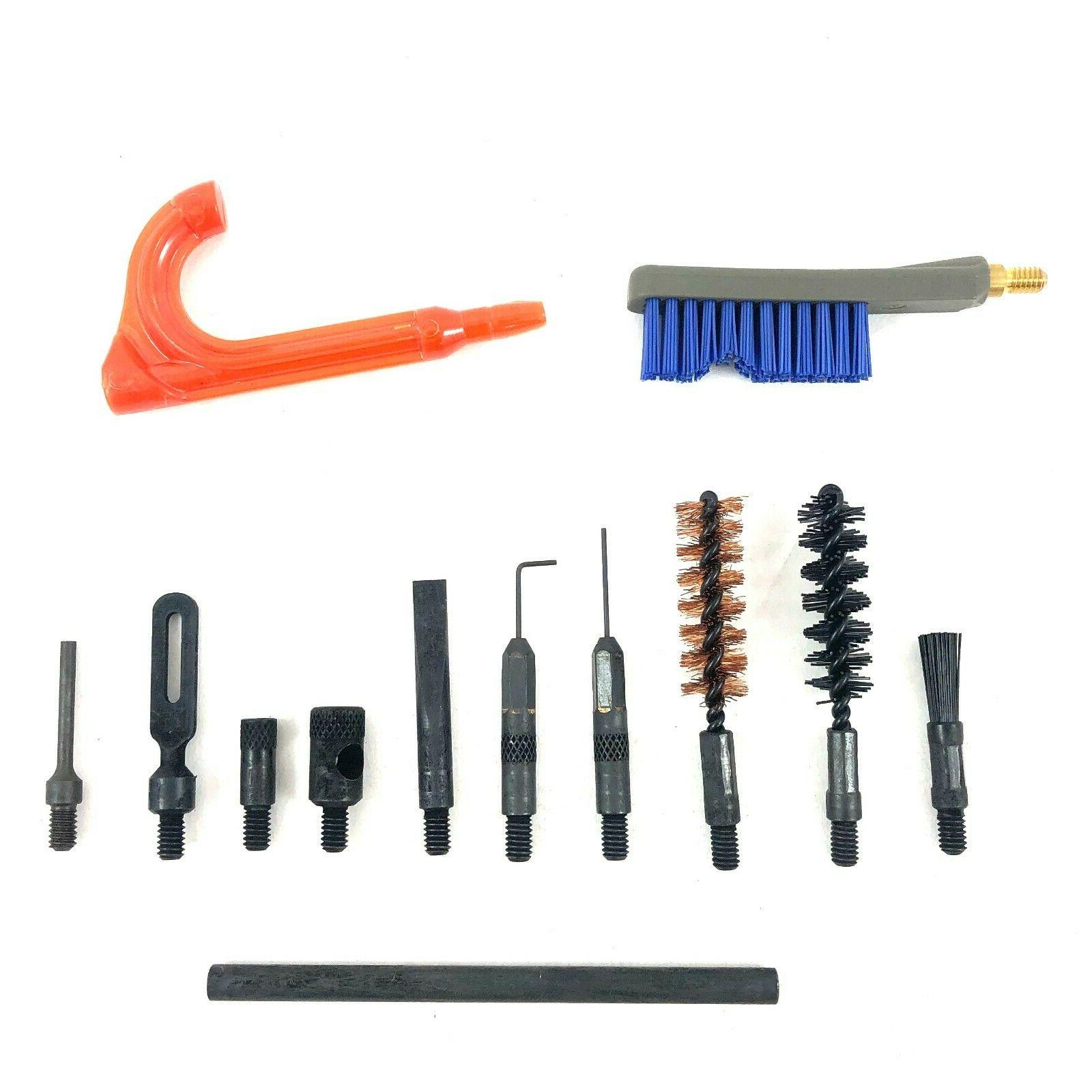 Otis 9mm Pistol Kit, Coyote Military Handgun Cleaning System