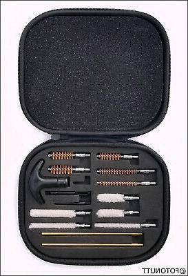 pistol cleaning kit carrying case for caliber