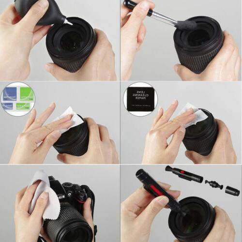USA Cleaning Cleaner Canon Nikon DSLR Cameras