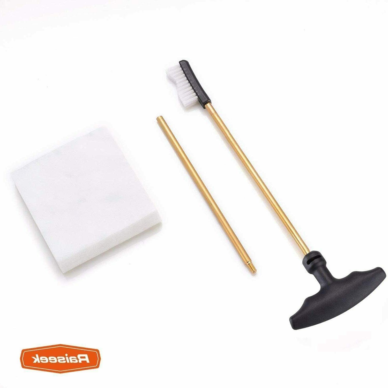 Raiseek .22.357.38 9mm.45 Pistol Cleaning Kit