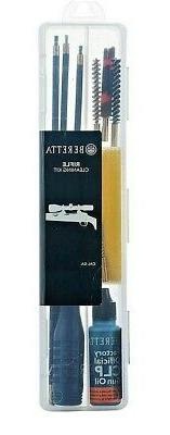 Beretta Basic Cleaning Kit .243/6MM/.25 Rifle CLAMPACKED