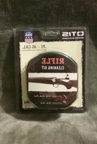 rifle cleaning kit 22 cal