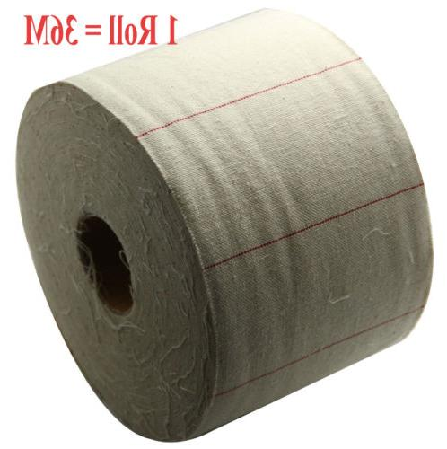 rifle cleaning kit cloth roll cotton width