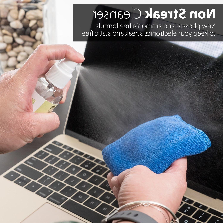 Screen Wipe Brush for Tablet Lens Cleaner