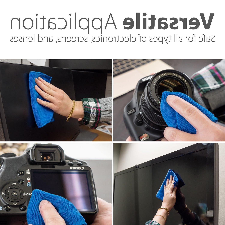 Screen Kit Wipe Brush Tablet Laptop Cleaner