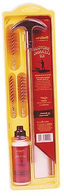 Outers Shotgun Cleaning Kits 10-12 Gauge Clampack