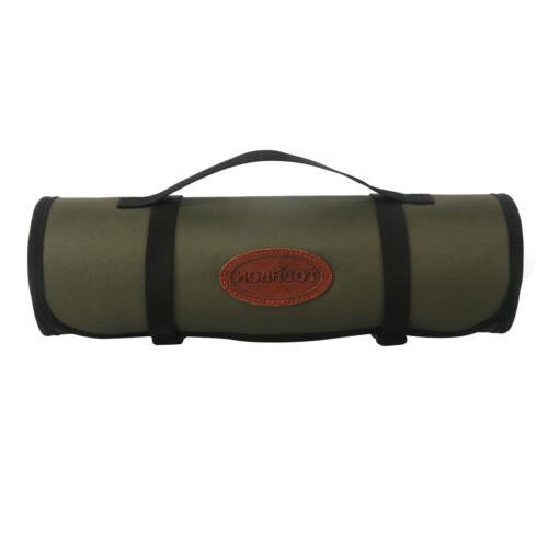 Tourbon Shotgun/Rifle Mat Pad Rollup