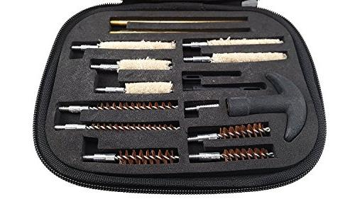Ultimate Arms GLOCK 42 & Armorer's Work Tool Pistol Handgun Gun + 17pc Brushes, Swab, Tips and