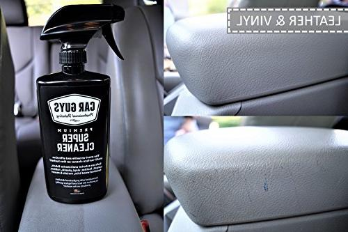 CarGuys - Effective All - Vinyl Rubber and -