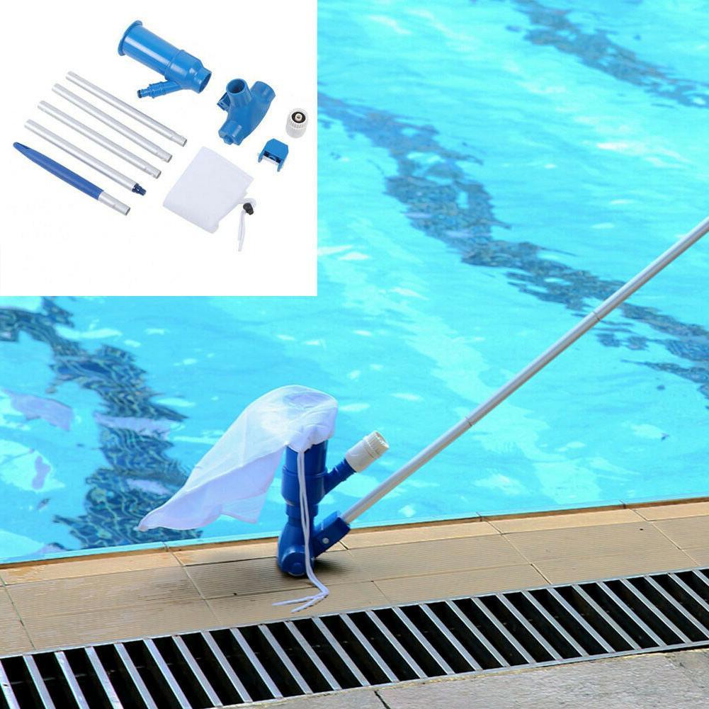 Swimming Pond Fountain Vacuum Cleaner Brush Above Ground