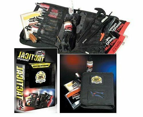 tactical cleaning kit universal gun care system