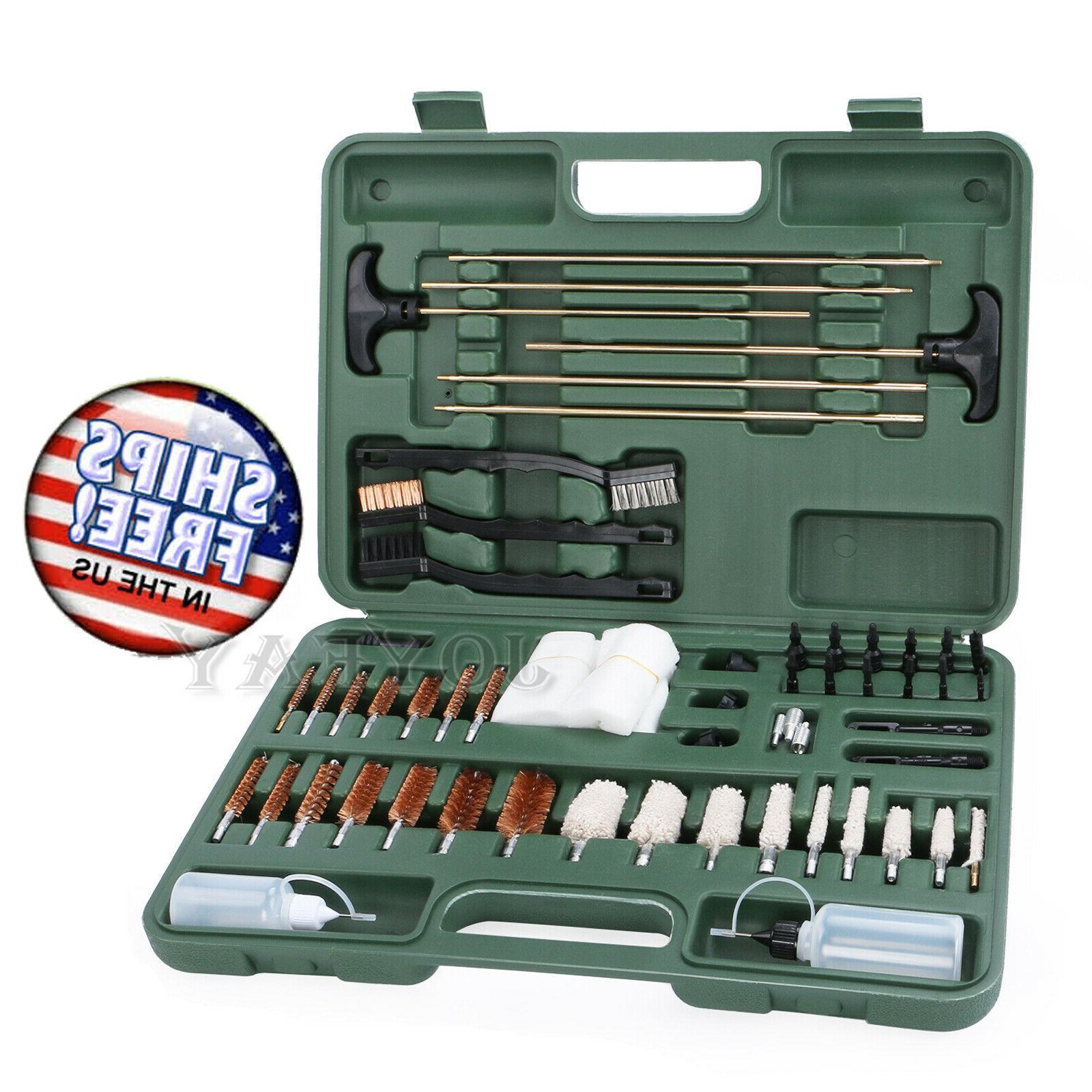 universal gun cleaning kit pistol