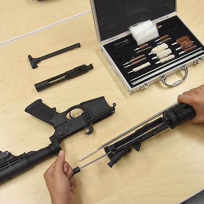 178pc Cleaning Kit Shotgun Firearm Cleaner