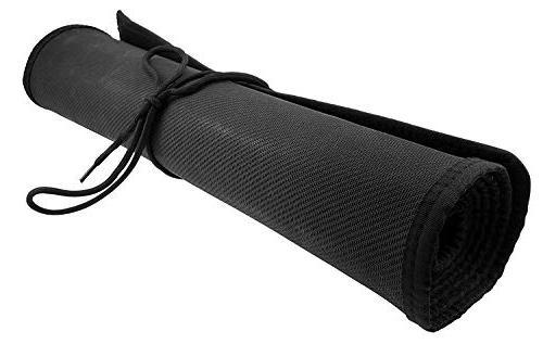 Gun Cleaning Mat Long Rifle Kit Zipper Pouch x Surface, For Guns, Rifles & Shotguns Large Pad Mats