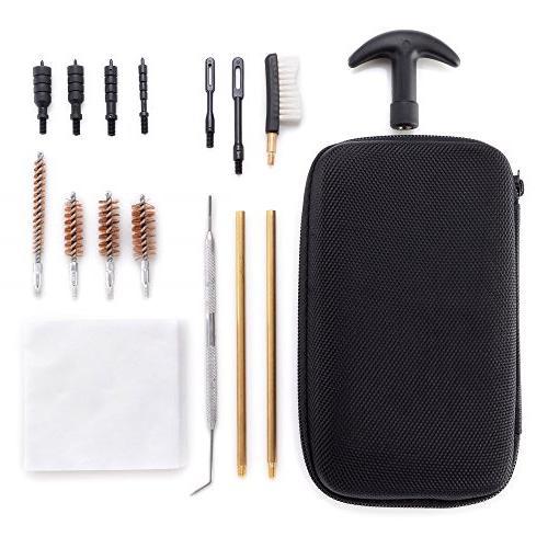 kit Caliber Pistol Cleaning Kit and Jag