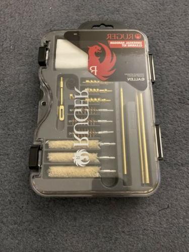 universal handgun cleaning kit ruger