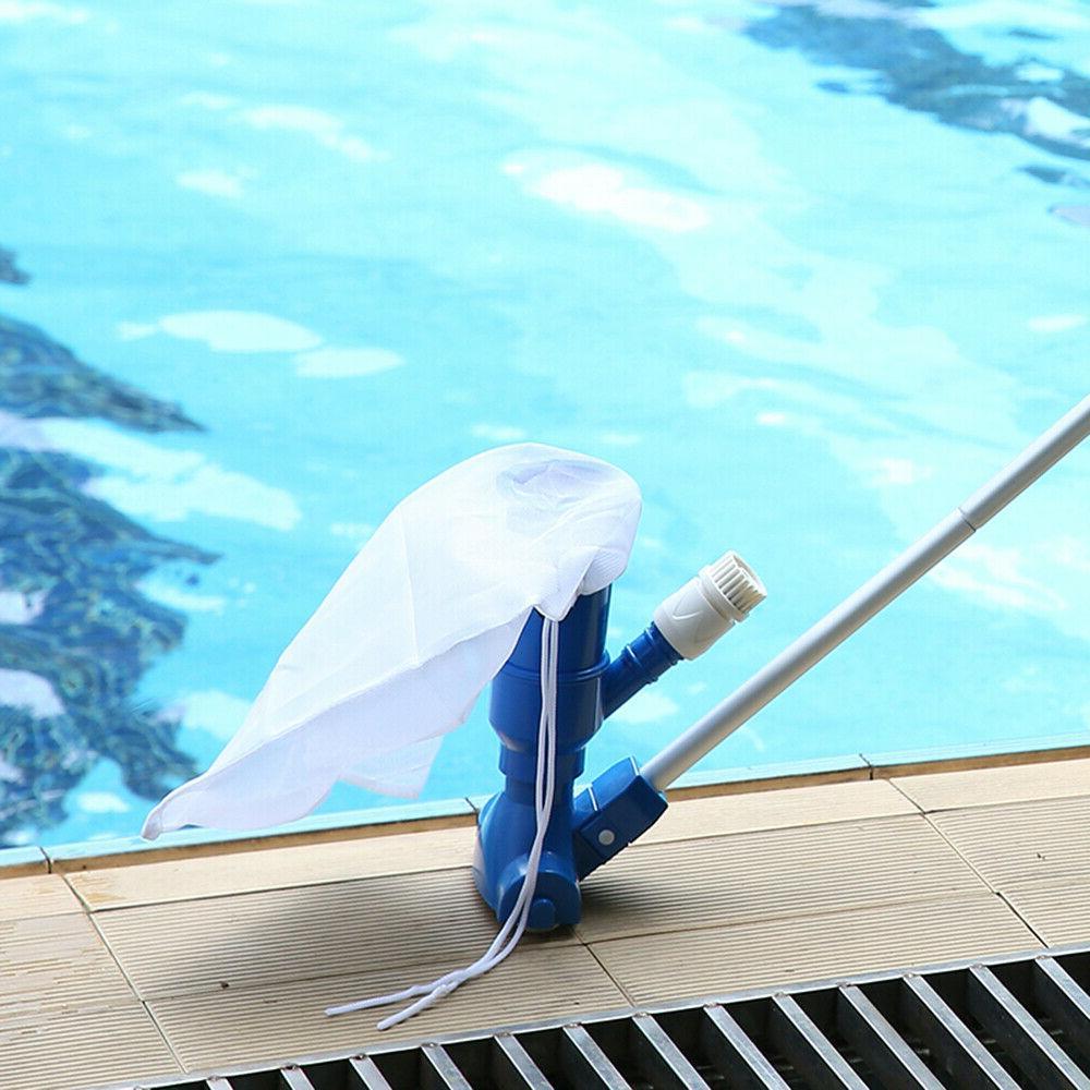US Swimming Pond Fountain Vacuum Cleaner Brush