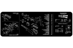 TekMat Ruger 10/22 Cleaning Mat / 12 x 36 Thick, Durable, Wa