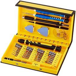 38 in 1 Maintenance Tool Steel Magnetic Screwdriver set, Rep