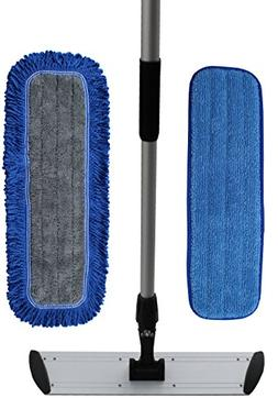 microfiber floor cleaning kit superior