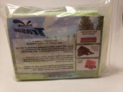 TRASAN Microfiber Glass Cleaning Kit - CLASSIC CLOTH & WAFFL