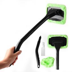 1 Microfiber Windshield Clean Car Auto Wiper Cleaner Glass W