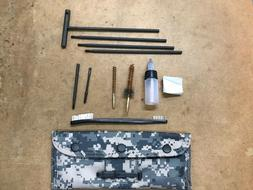 Military Field Cleaning Kit ACU Gun Cleaning Kit for 5.56mm