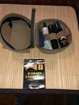 Military Field Cleaning Kit Black Gun Cleaning Kit for 5.56m