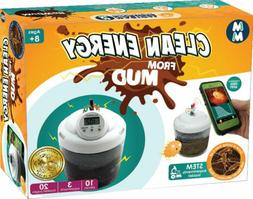 MAGICAL MICROBES  STEM KIT CLEAN ENERGY FROM MUD AGE 8+ CLAS