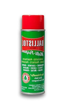 Ballistol Multi-Purpose Oil, Aerosol spray, 6 oz