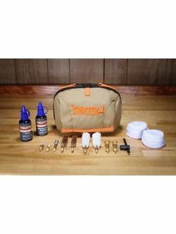 Lyman Muzzleloader Rifle Cleaning Kit with Jag and Brush Acc