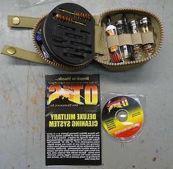 New Otis Deluxe Military Cleaning Kit In Original Packaging