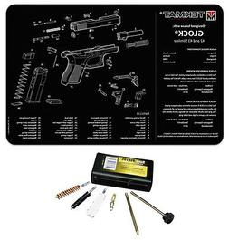 New For Glock 43 Tek Mat Gun Cleaning Mat COMBO KIT With UTG
