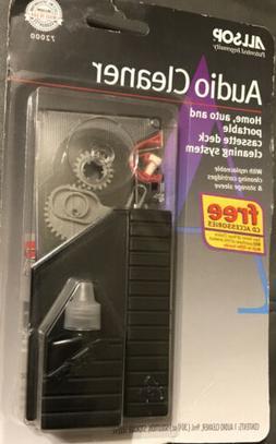 New NOS Vintage Allsop Audio Cleaner Home Auto cassette deck