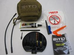 NEW OTIS PISTOL HAND GUN CLEANING SYSTEM GUN CLEANING KIT 9m