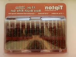 14Pc Nylon Rifle Bore Brush Set