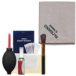 Canon Optical Lens and Digital SLR Camera Cleaning Kit with