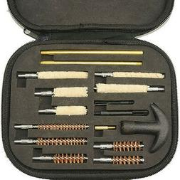 Pistol Cleaning Kit Carrying Case for All Caliber Hand Guns