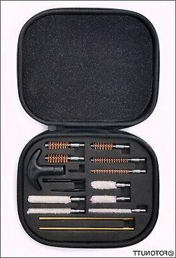 Pistol Cleaning Kit Carrying Case for Caliber Hand Guns 22 3