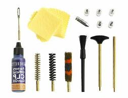 Beretta Pistol DLX Cleaning Kit, 9mm, CK091A21650924 Gun Cle